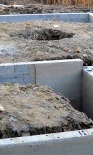 Humidité absence mur soubassement