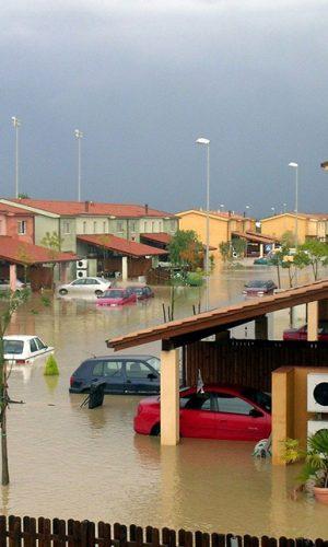 humidité inondation ruissellement