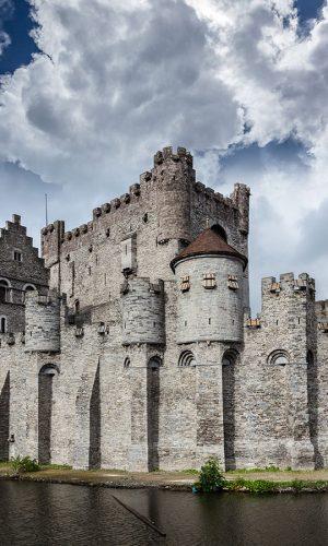 humidité château